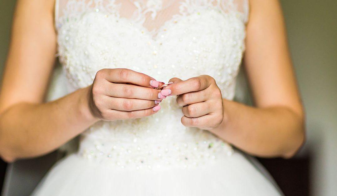 4 regole per le mani della sposa