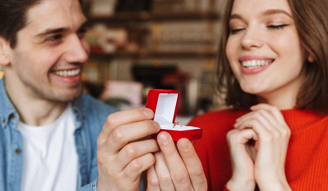 Proposta di matrimonio: qual è il giorno ideale?