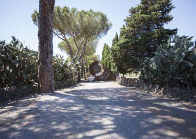 Accesso Ingresso carrabile Casale 500 Location per Eventi Aziendali Matrimoni Cerimonie