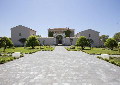 Area esterna Eventi e Cerimonie Casale 500 Location Matrimoni Convention Aziendali Roma Sud