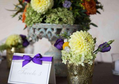 addobbi floreali matrimonio Casale 500