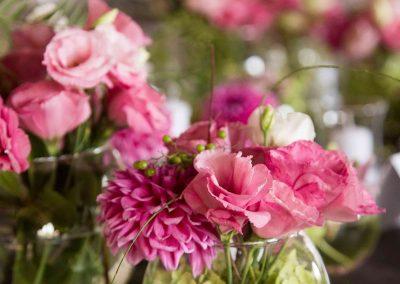 addobbi floreali tavoli matrimonio Casale 500