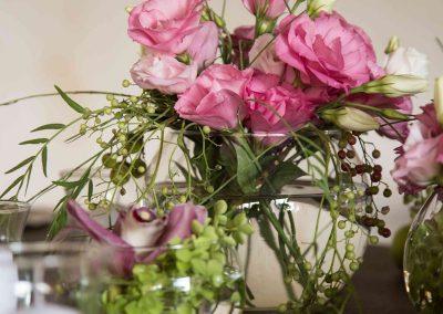 allestimento fiori matrimonio Casale 500