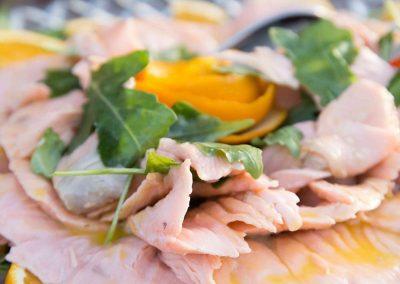 buffet pesce Casale 500