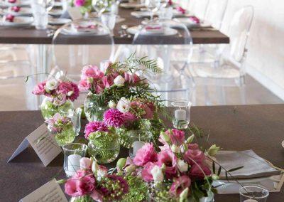 fiori centrotavola matrimonio Casale 500