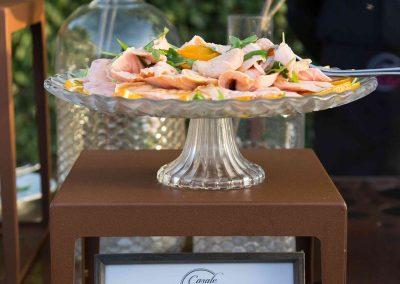 presentazione buffet Casale 500
