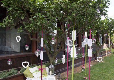 tableau matrimonio giardino Casale 500