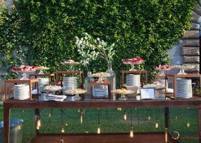 tavolo buffet Casale 500