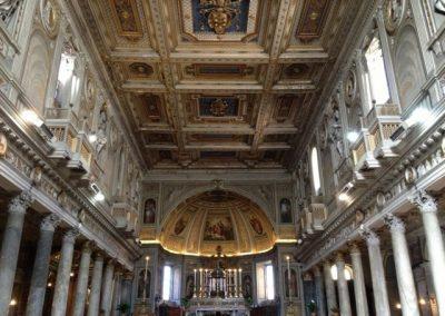 Basilica Santi Silvestro e Martino ai Monti migliori chiese matrimoni roma