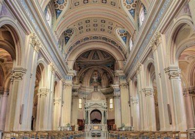 Basilica dei Santi Bonifacio e Alessio interno
