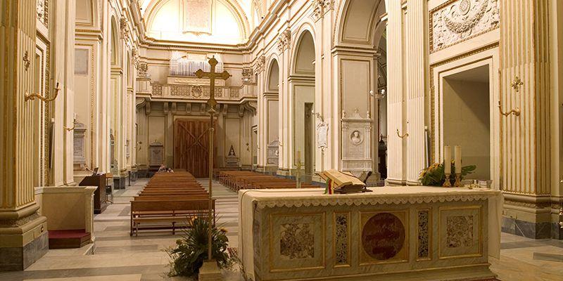 Cattedrale di San Pancrazio Martire Albano Laziale