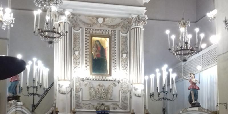 Chiesa Sant Apollonia Velletri