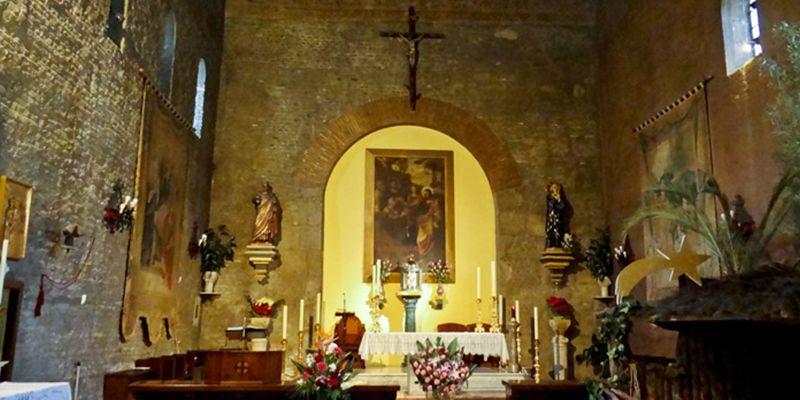 Chiesa di San Pietro Apostolo Albano Laziale Castelli Romani