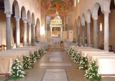 San Giorgio in Velabro interno