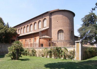Santa Sabina esterno