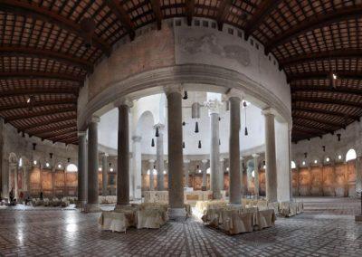 Santo Stefano Rotondo al Celio interno