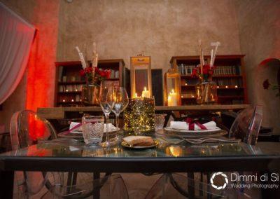 cena di san valentino roma