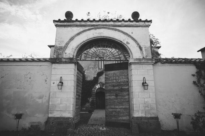 Casale 500 portale ingresso