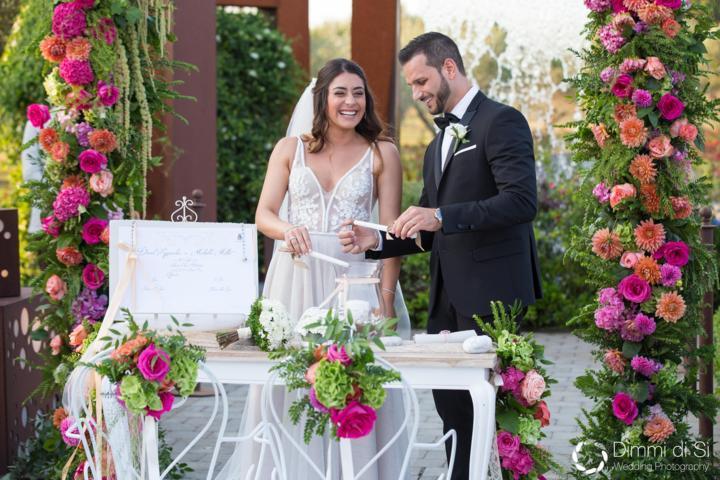 matrimonio civile rito simbolico