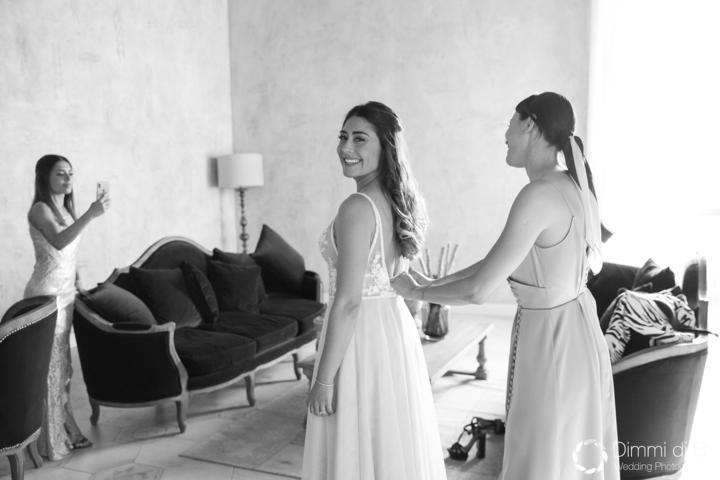 rito matrimonio civile preparativi sposa
