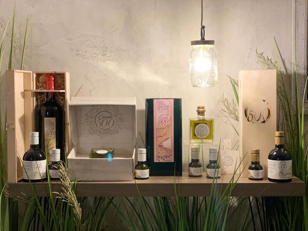 Vendita olio extravergine di oliva
