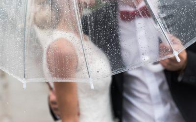 Matrimonio con pioggia? Ecco il piano B
