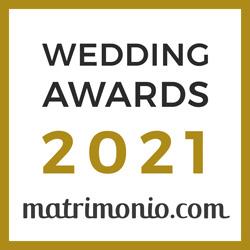 Wedding Awards 2021 Matrimonio.com